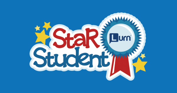 Lurn's First Star Student!