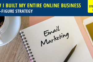 How I Built My Entire Online Business - My 7-Figure Strategy Free Step-By-Step Guide