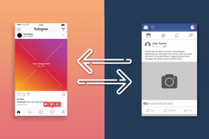 Cross-Promote On Instagram And Facebook