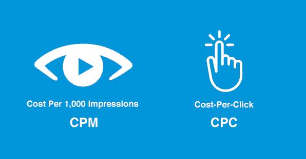 CPM vs. CPC