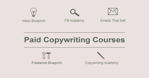 5 Paid Copywriting Courses At Lurn