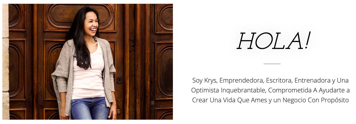 Krystel Romero: Colombian entrepreneur